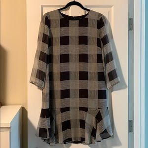Madewell silk dress